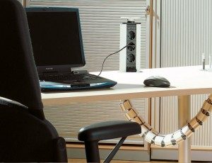 Power-Management im Büro